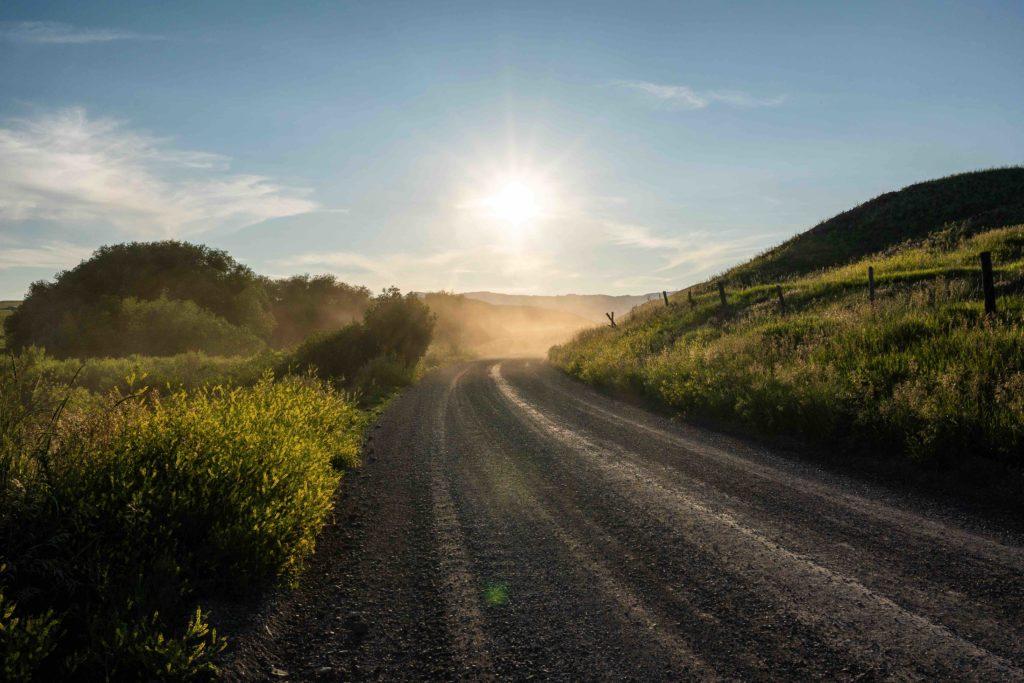 Fleshman Creek Road