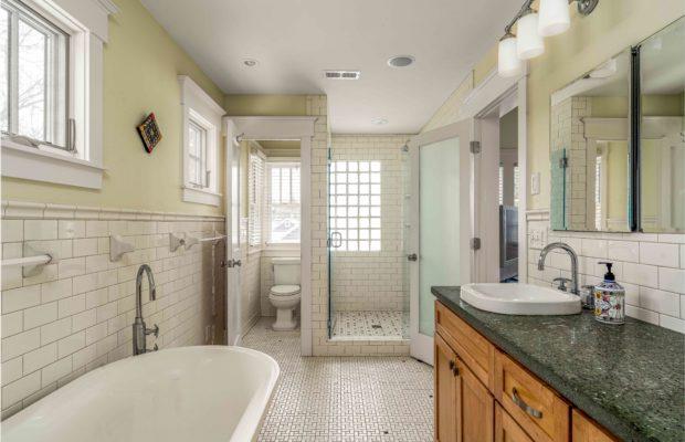 810 S Willson master bathroom