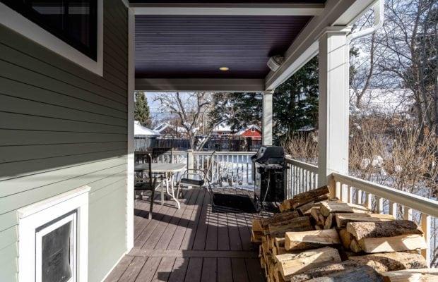 810 S Willson exterior wrap around covered porch
