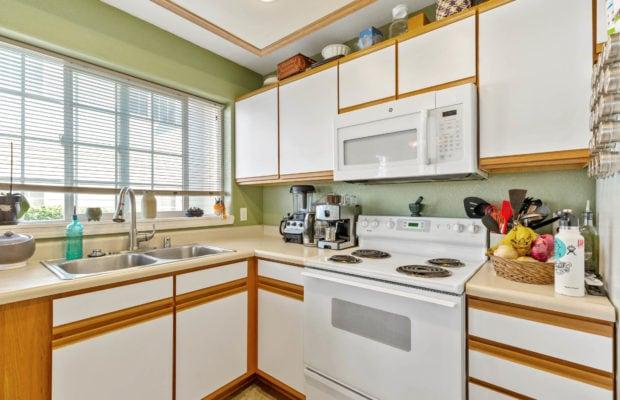 3012 W Villard, kitchen sink and range