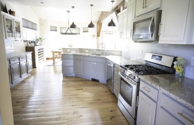 200 Forest Creek, kitchen