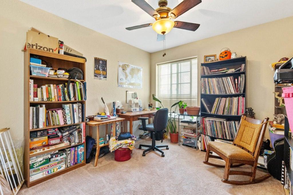 3012 W Villard, bedroom being used as office