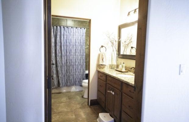 200 Forest Creek, additional hallway bathroom