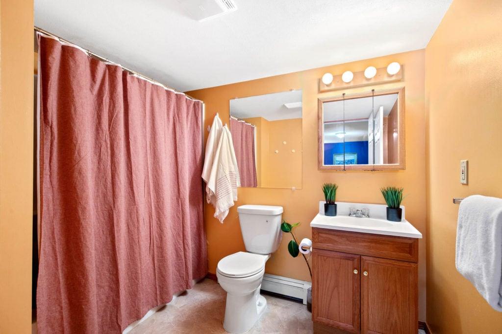 63 Bronco Drive Lower level full-sized bathroom