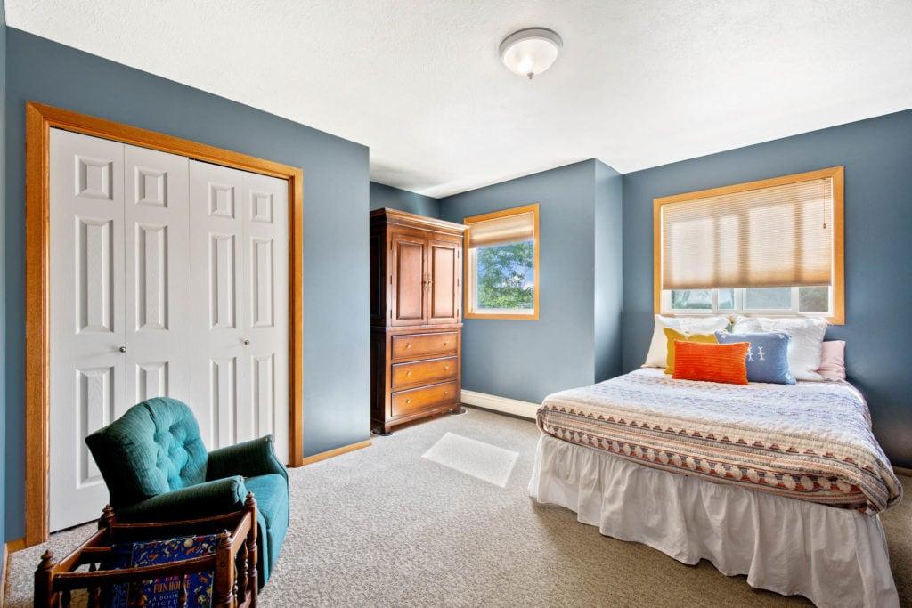 63 Bronco Drive Upper level bedroom #2