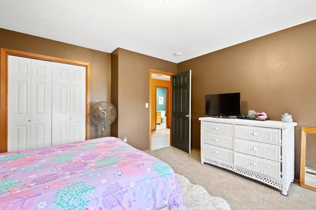 63 Bronco Drive Upper level bedroom #3