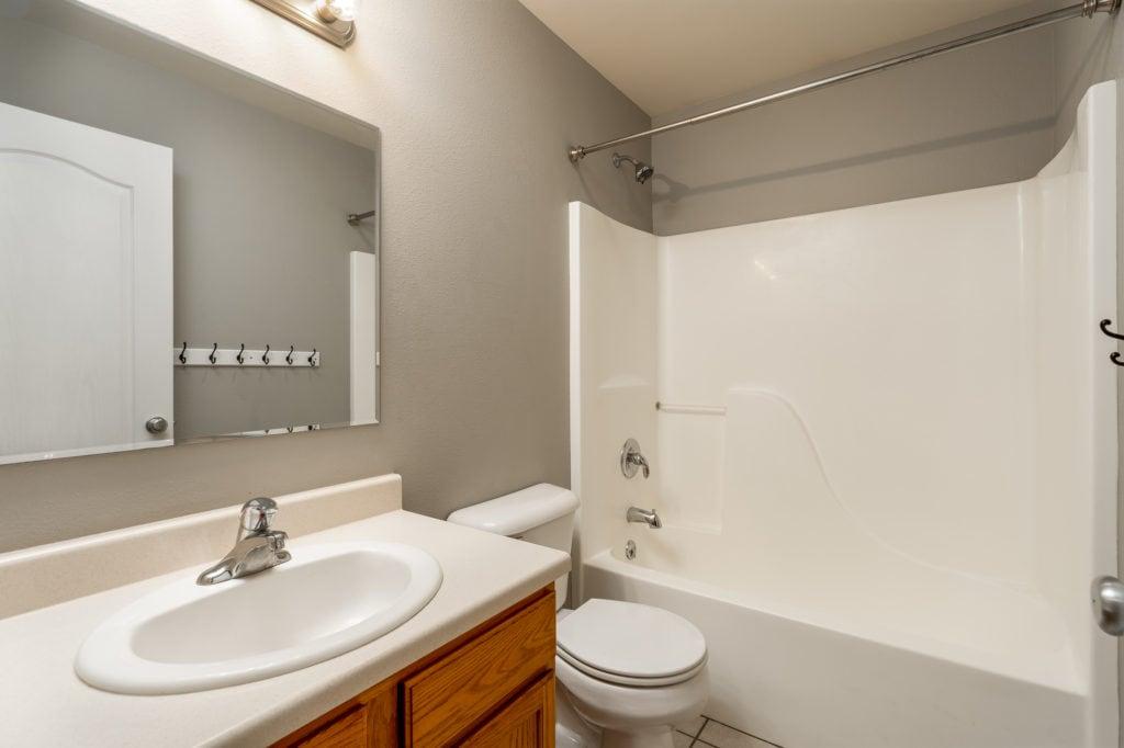 533 Green Tree hall bathroom