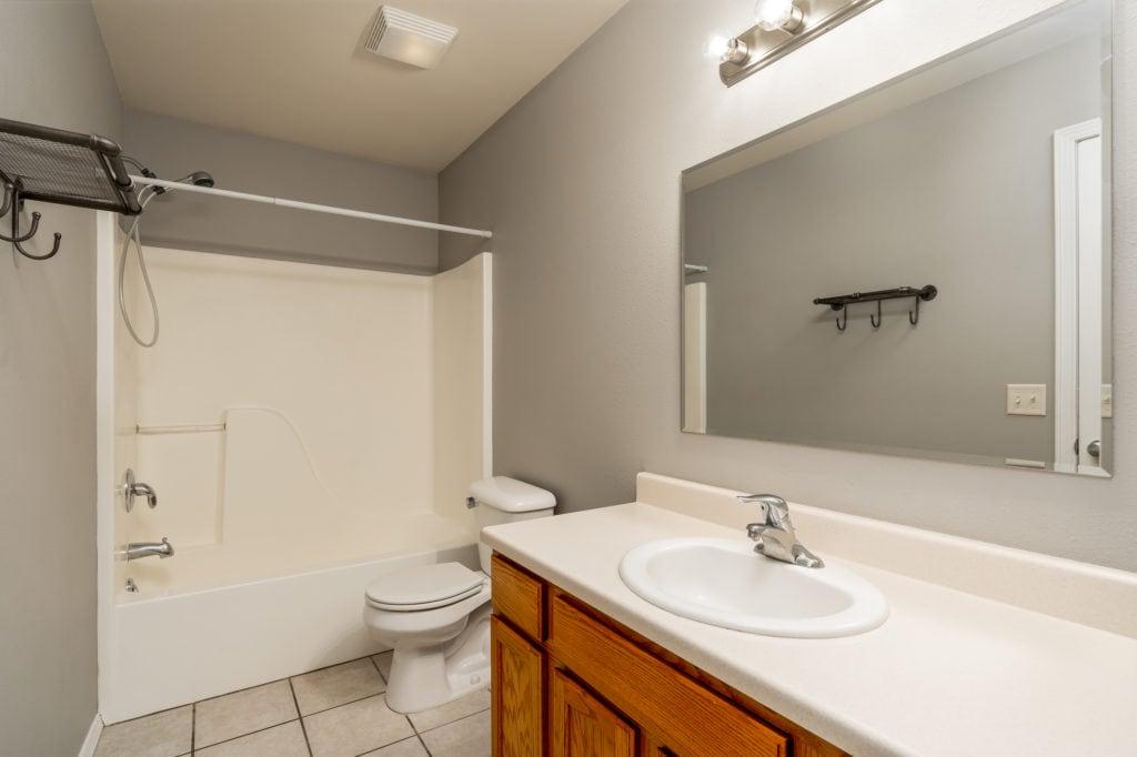 533 Green Tree master bathroom