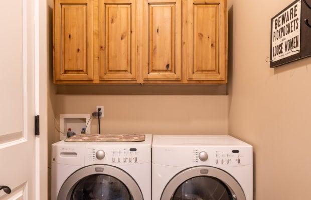 2397 Lasso Avenue main floor laundry area