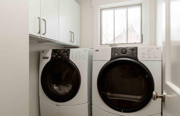 810 S Willson laundry area