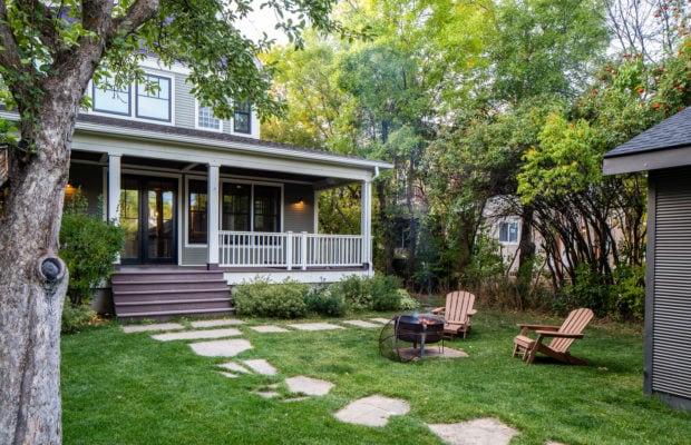 810 S Willson backyard