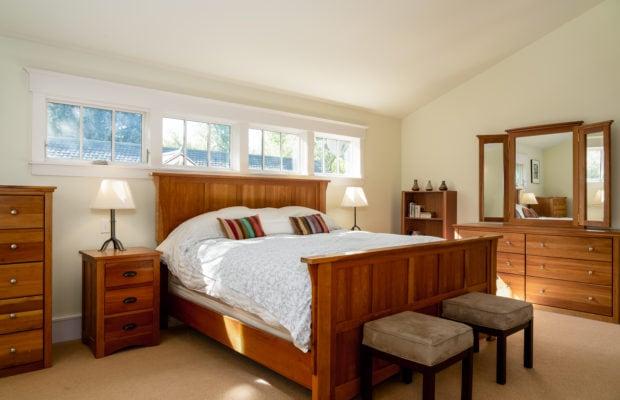 810 S Willson master bedroom