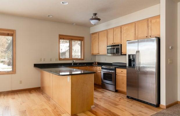 3300 E Graf Unit 2 kitchen