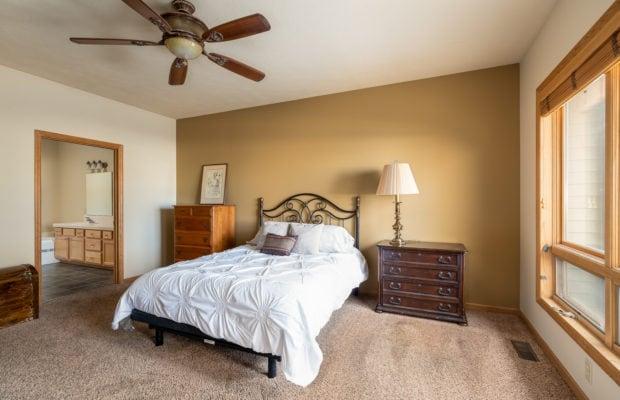 3300 E Graf Unit 2 master bedroom