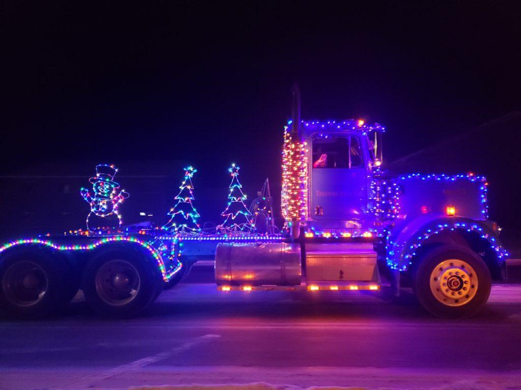 Christmas Convoy