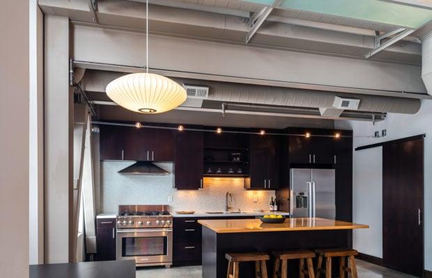 626 E Cottonwood, Loft 2, kitchen