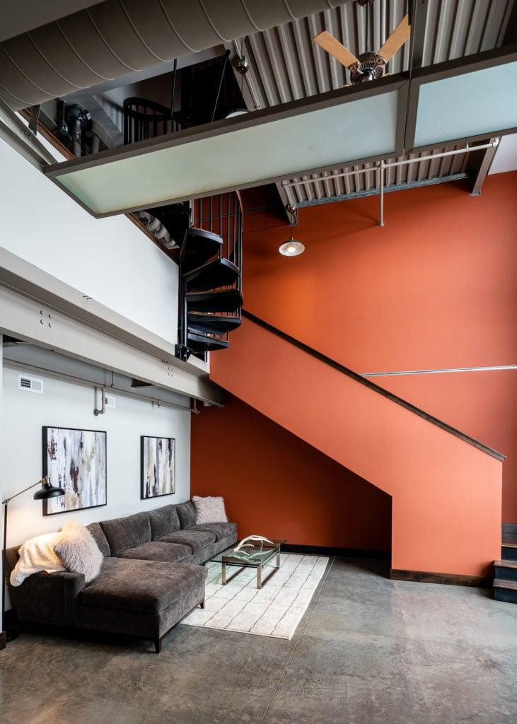 626 E Cottonwood, Loft 2, main living area
