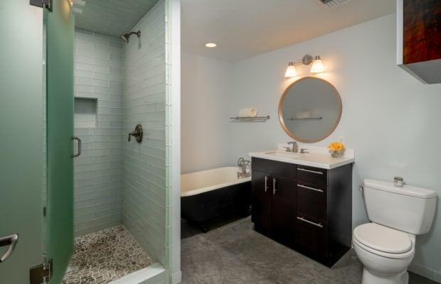 626 E Cottonwood, Loft 2, main floor bathroom