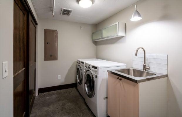 626 E Cottonwood, Loft 2, laundry/utility room