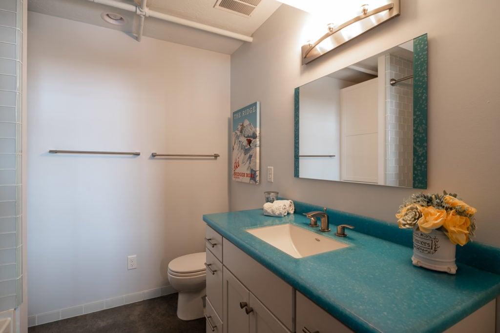 626 E Cottonwood, Loft 2, 3rd floor full bathroom
