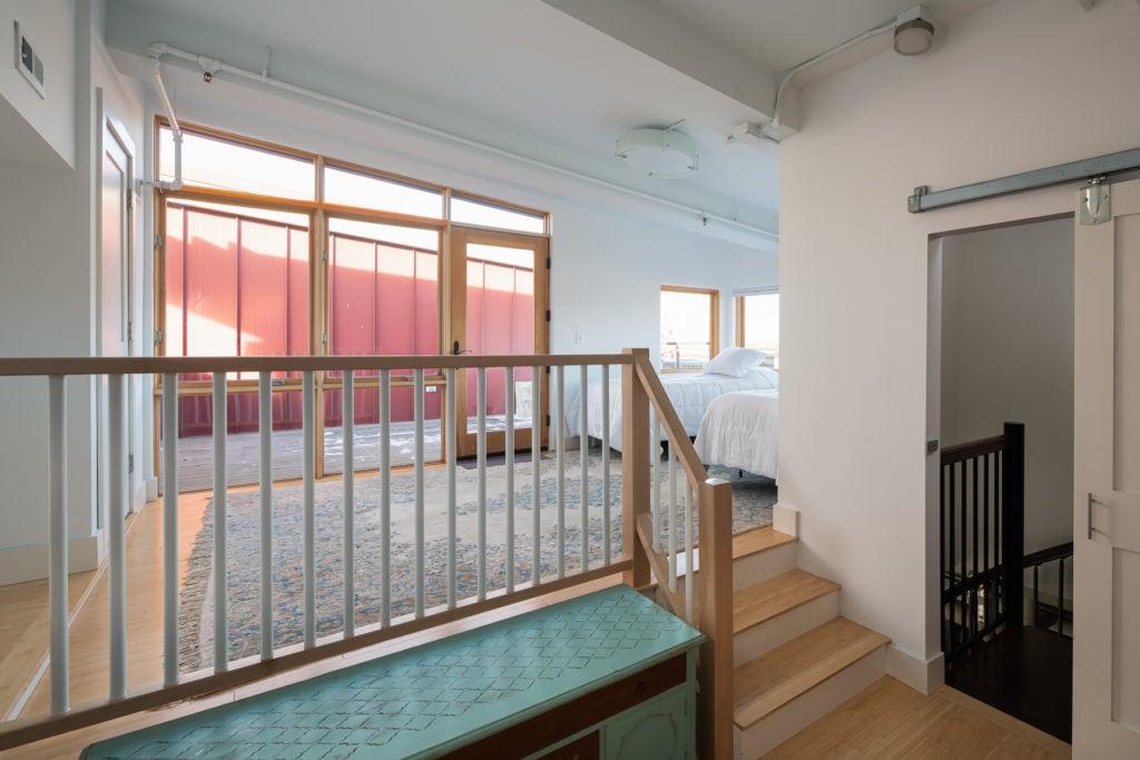626 E Cottonwood, Loft 2, 4th floor bedroom/flex area