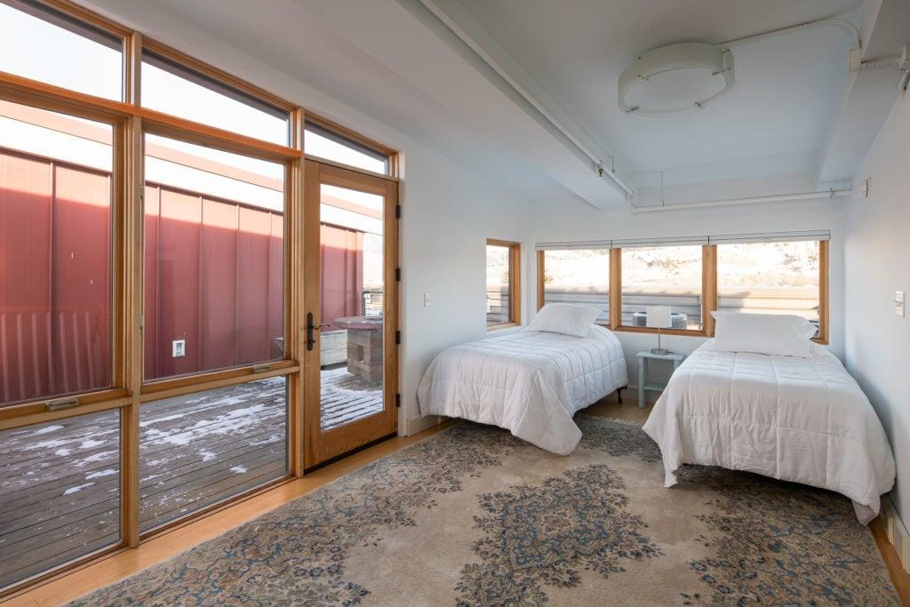 626 E Cottonwood, Loft 2, 3rd bedroom on top floor