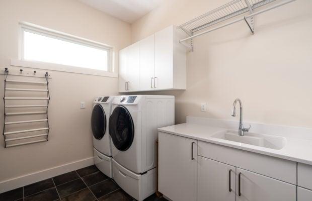 2440 Atsina Lane laundry room between kitchen and garage