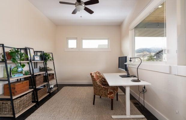2440 Atsina Lane corner office/den off of dining room