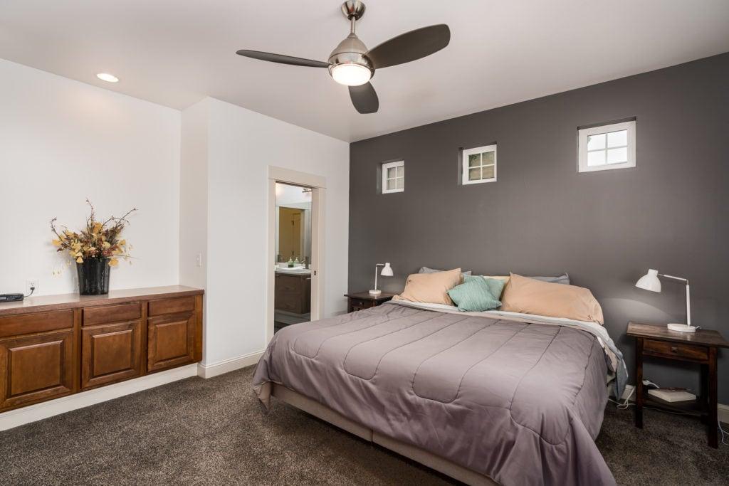 4243 W Babcock #4 master bedroom