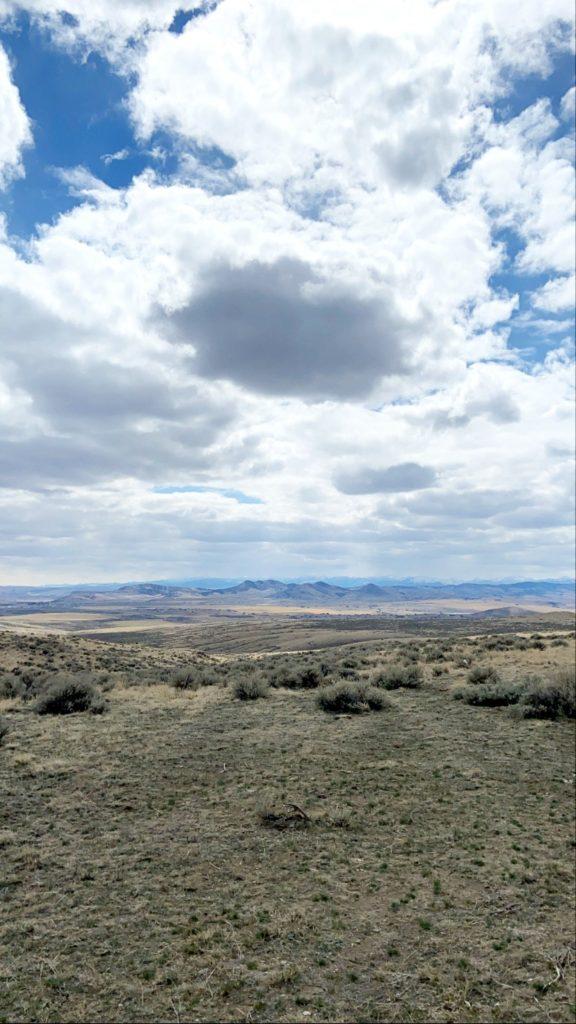 copper city trail area