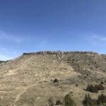 buffalo jump state park hiking area