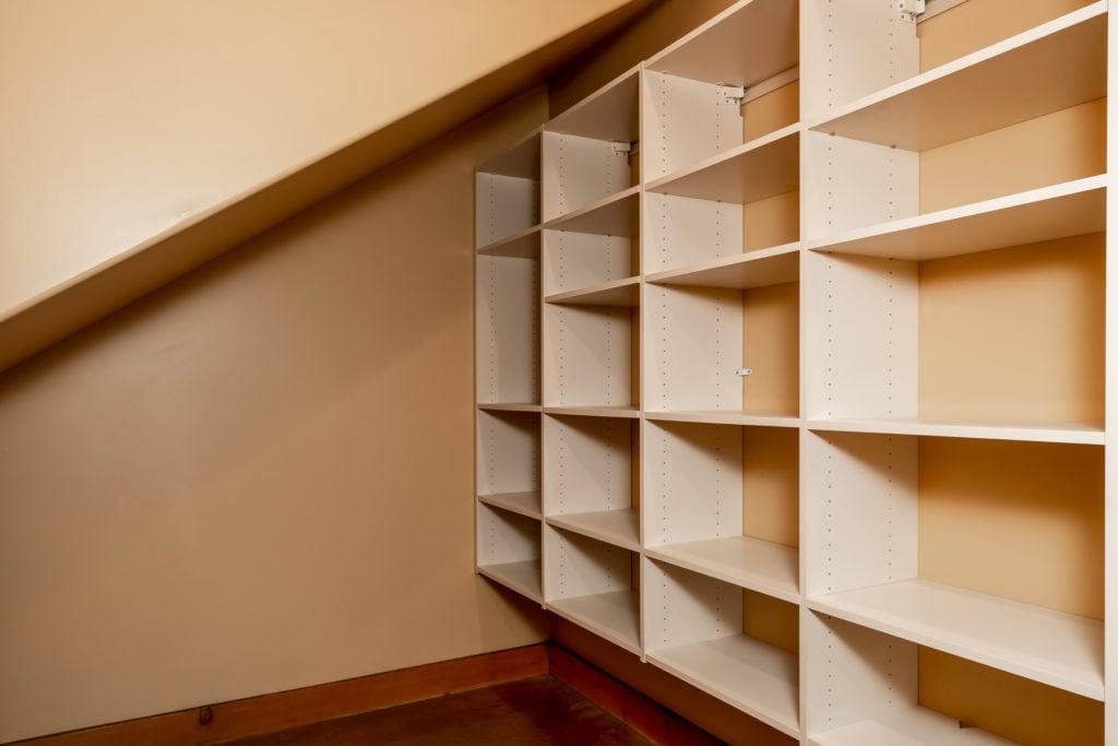 3618 Bungalow Lane storage/pantry off of kitchen