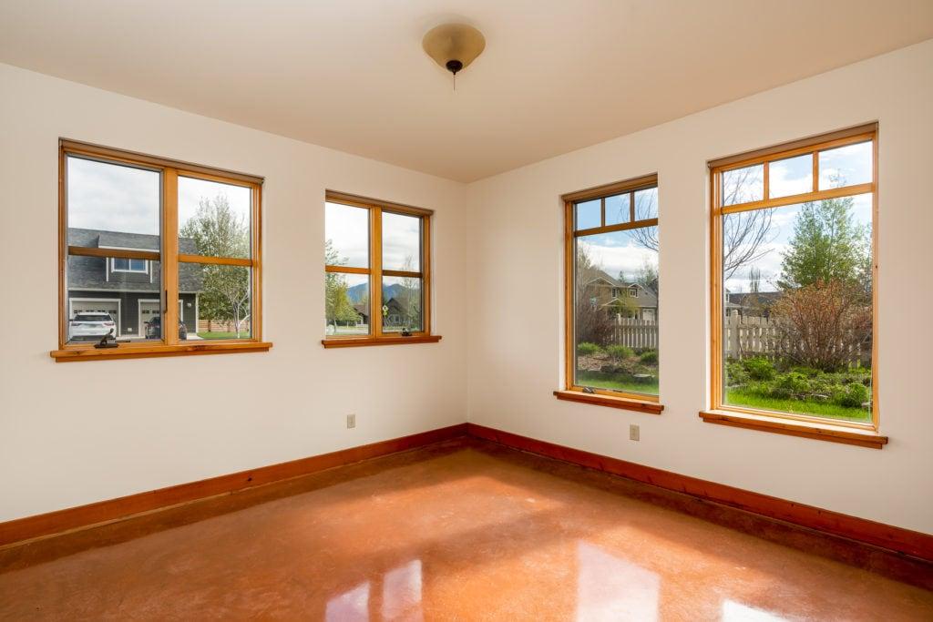 3618 Bungalow Lane main floor bedroom