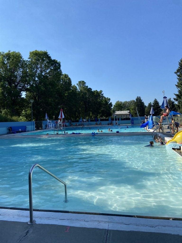 bogert park swimming pool