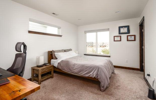978 Rosa Way, master bedroom