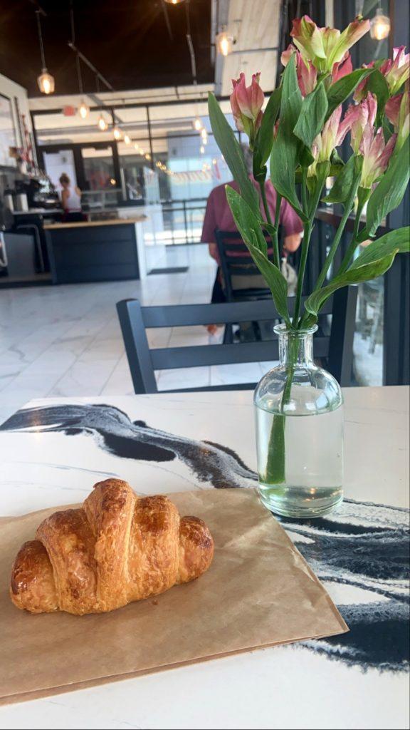 food inside of Vienne cafe
